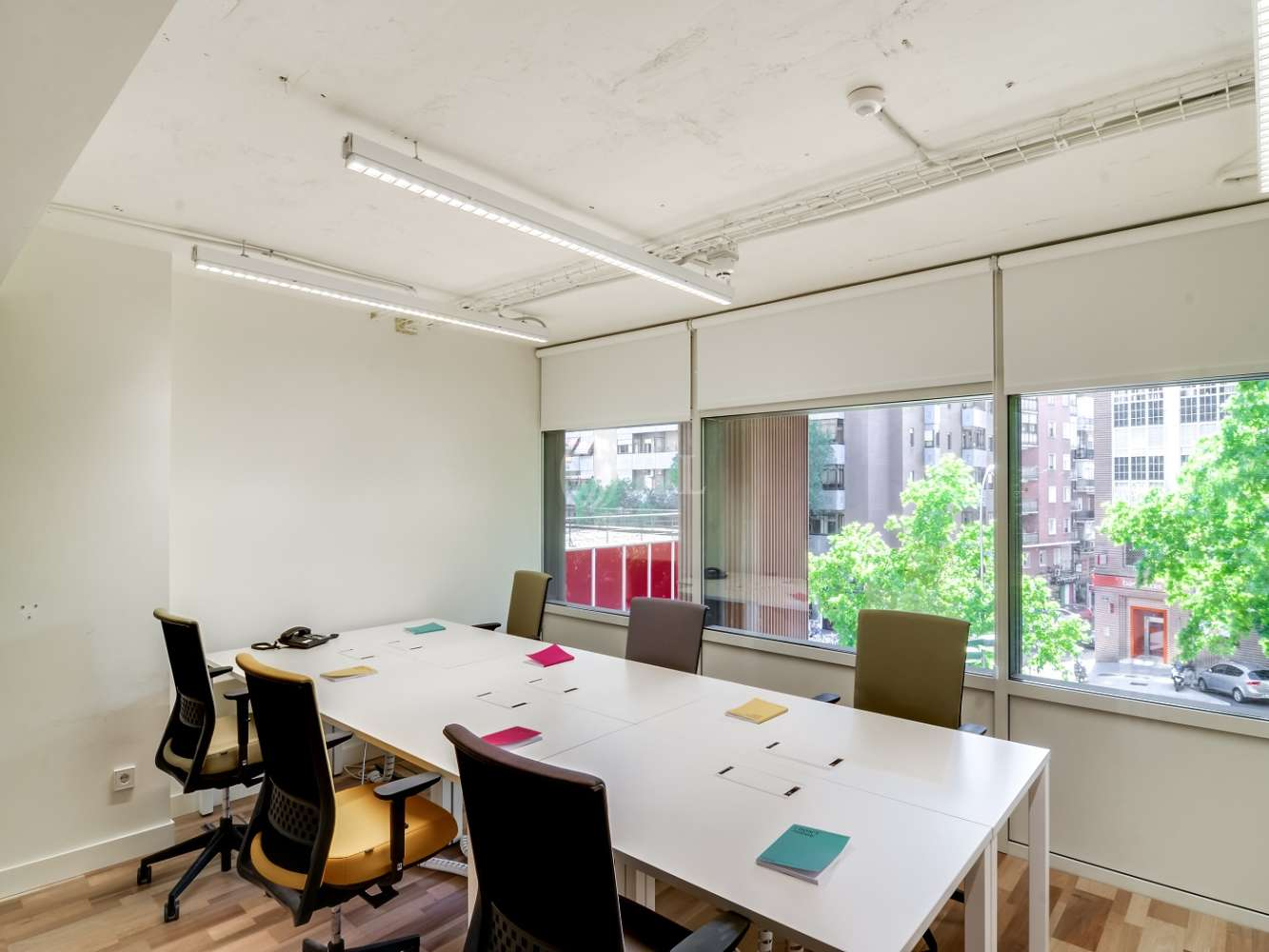 Oficina Madrid, 28020 - Coworking - Orense - 16065