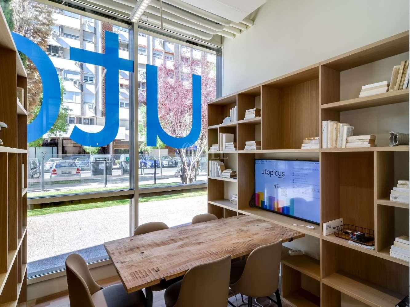 Oficina Madrid, 28020 - Coworking - Orense - 16070