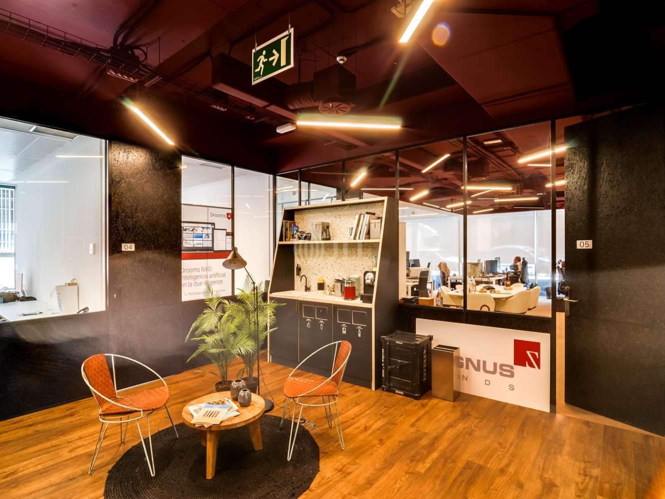 Oficina Madrid, 28002 - Coworking - The Window - 16090