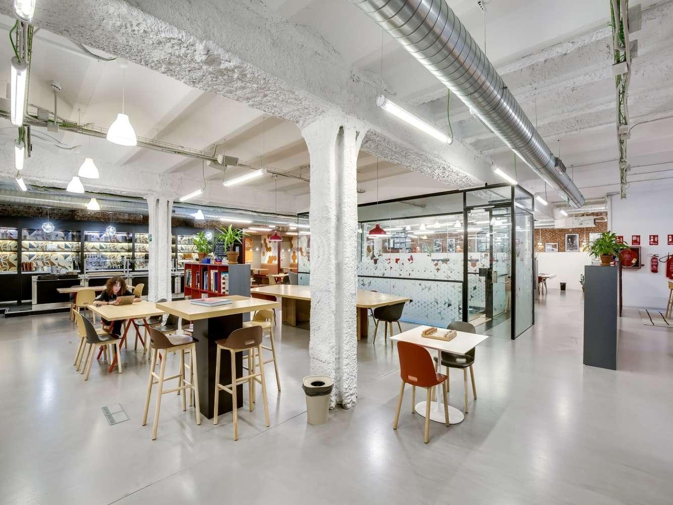 Oficina Madrid, 28005 - Coworking - Mazarredo - 16342