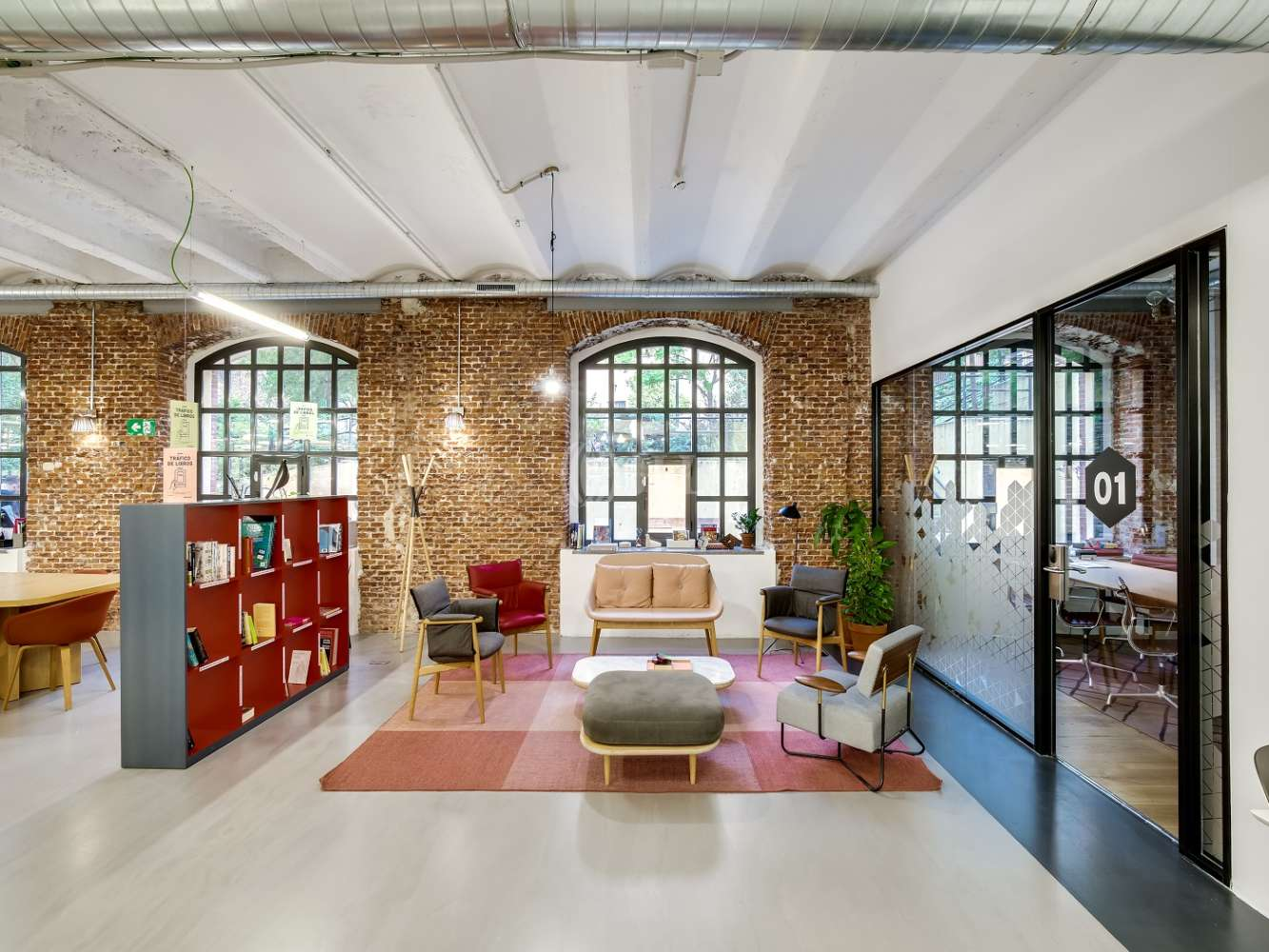 Oficina Madrid, 28005 - Coworking - Mazarredo - 16347