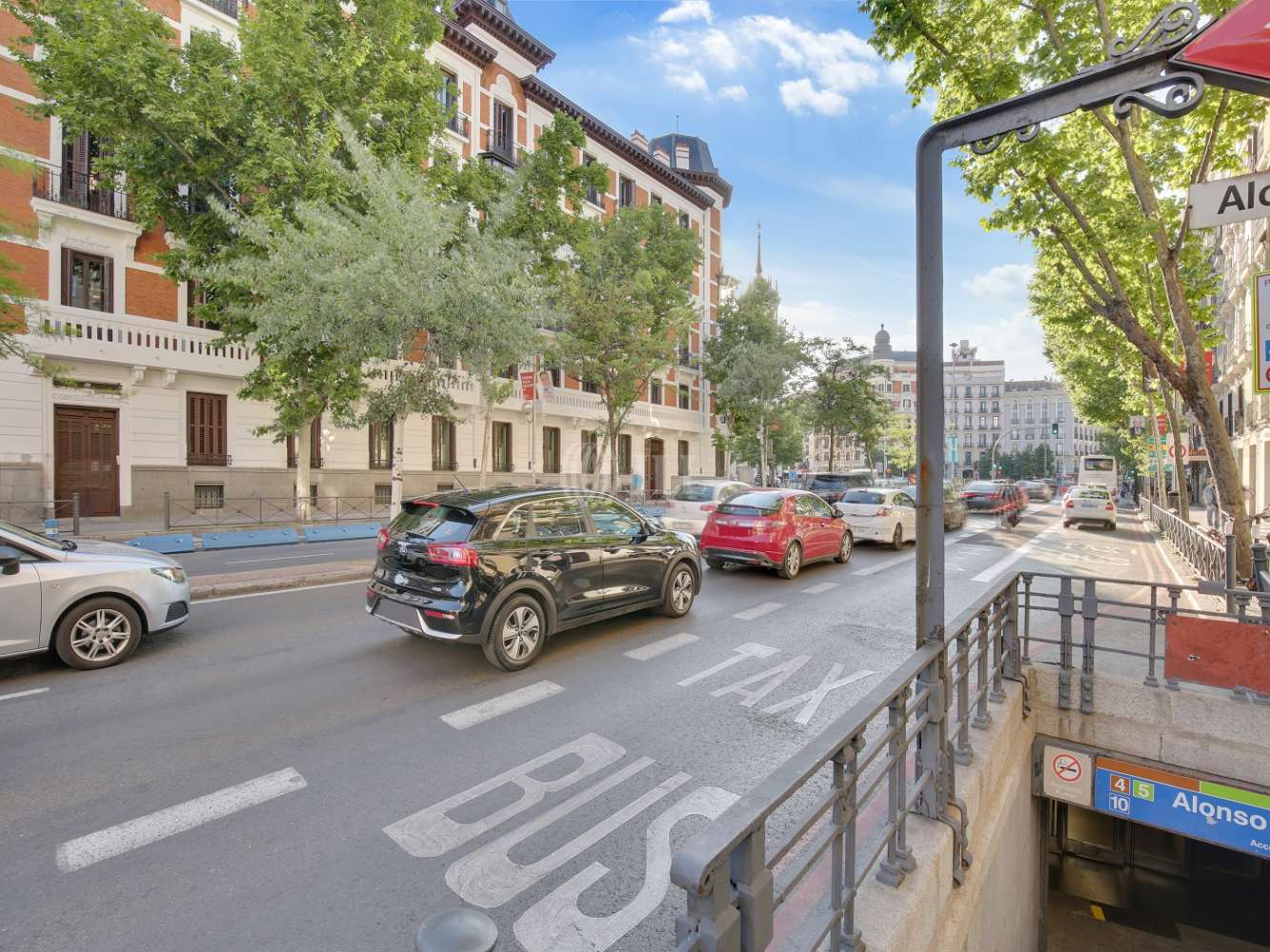 Oficina Madrid, 28004 - SAGASTA 31 - 16423