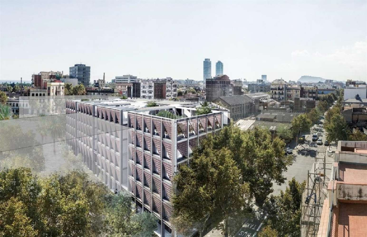 Oficina Barcelona, 08005 - ROC BORONAT 40 - 16634