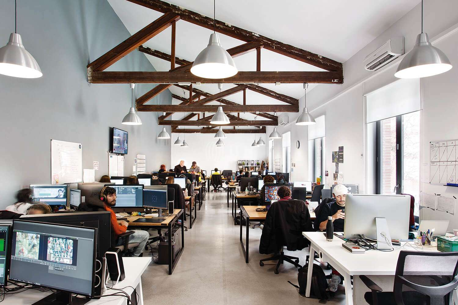 Oficina Madrid, 28014 - Coworking - TAPICES - 16669