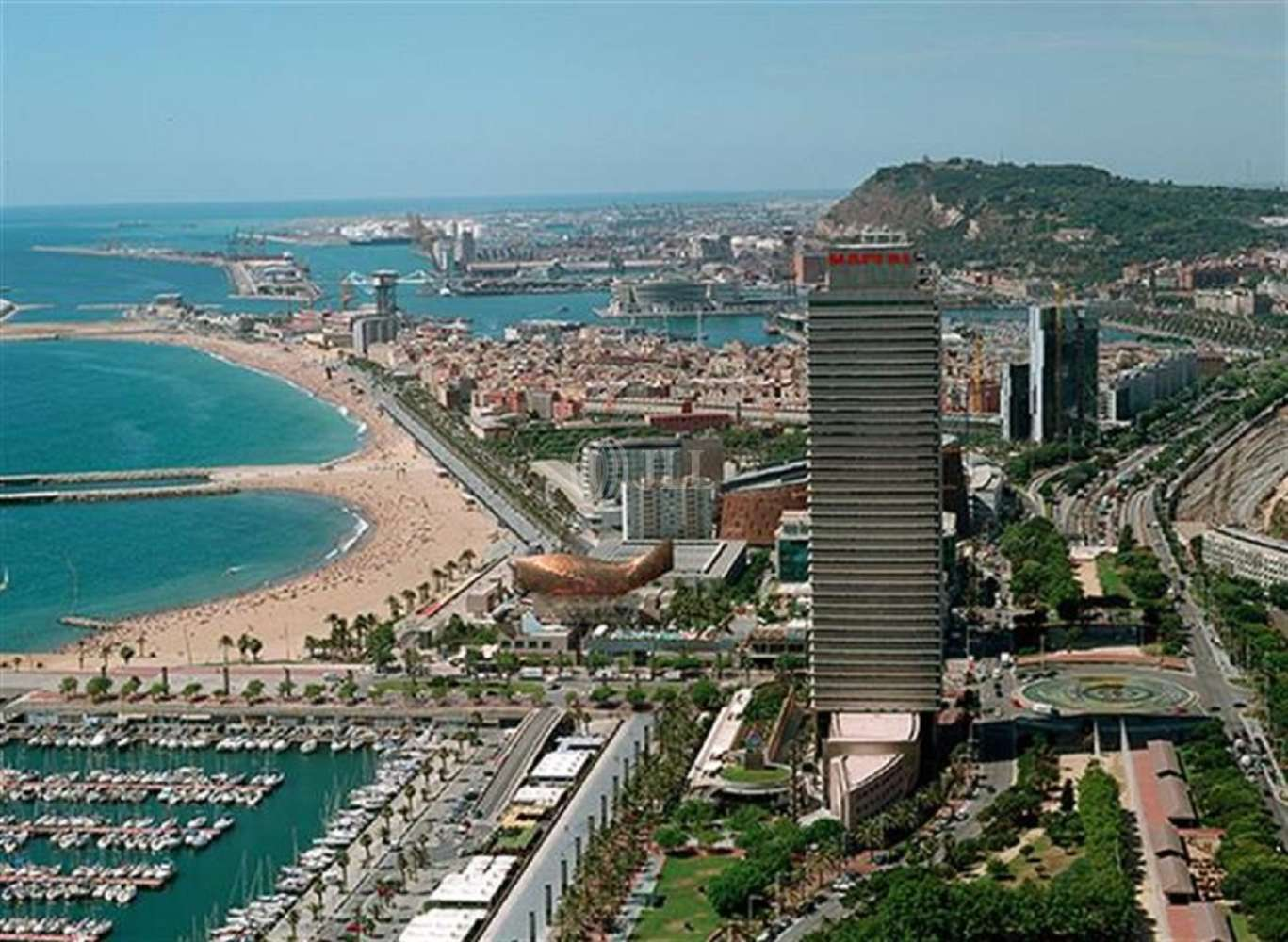 Oficina Barcelona, 08005 - Coworking - SPACES PORT OLIMPIC - 17308
