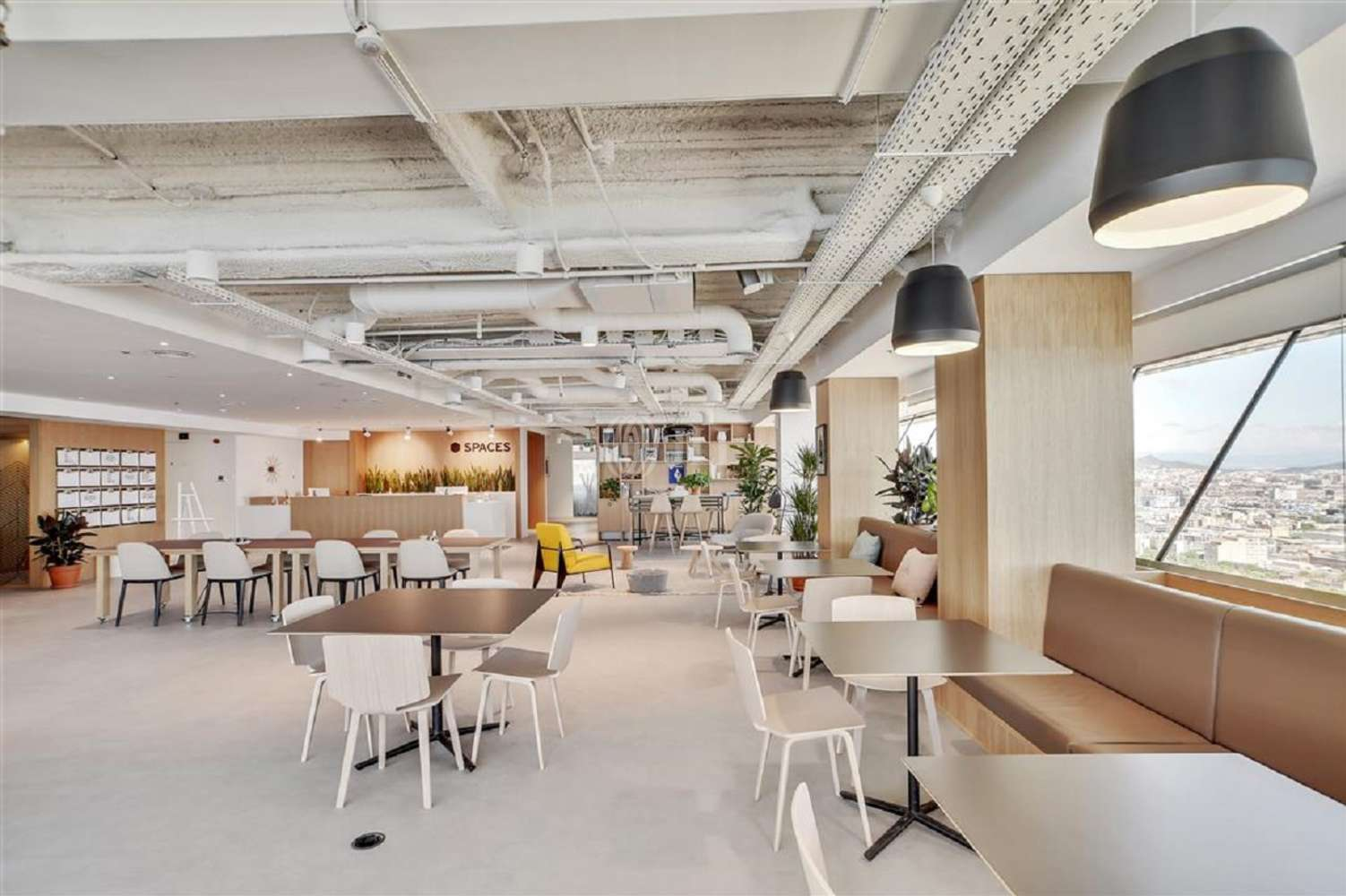 Oficina Barcelona, 08005 - Coworking - SPACES PORT OLIMPIC - 17315
