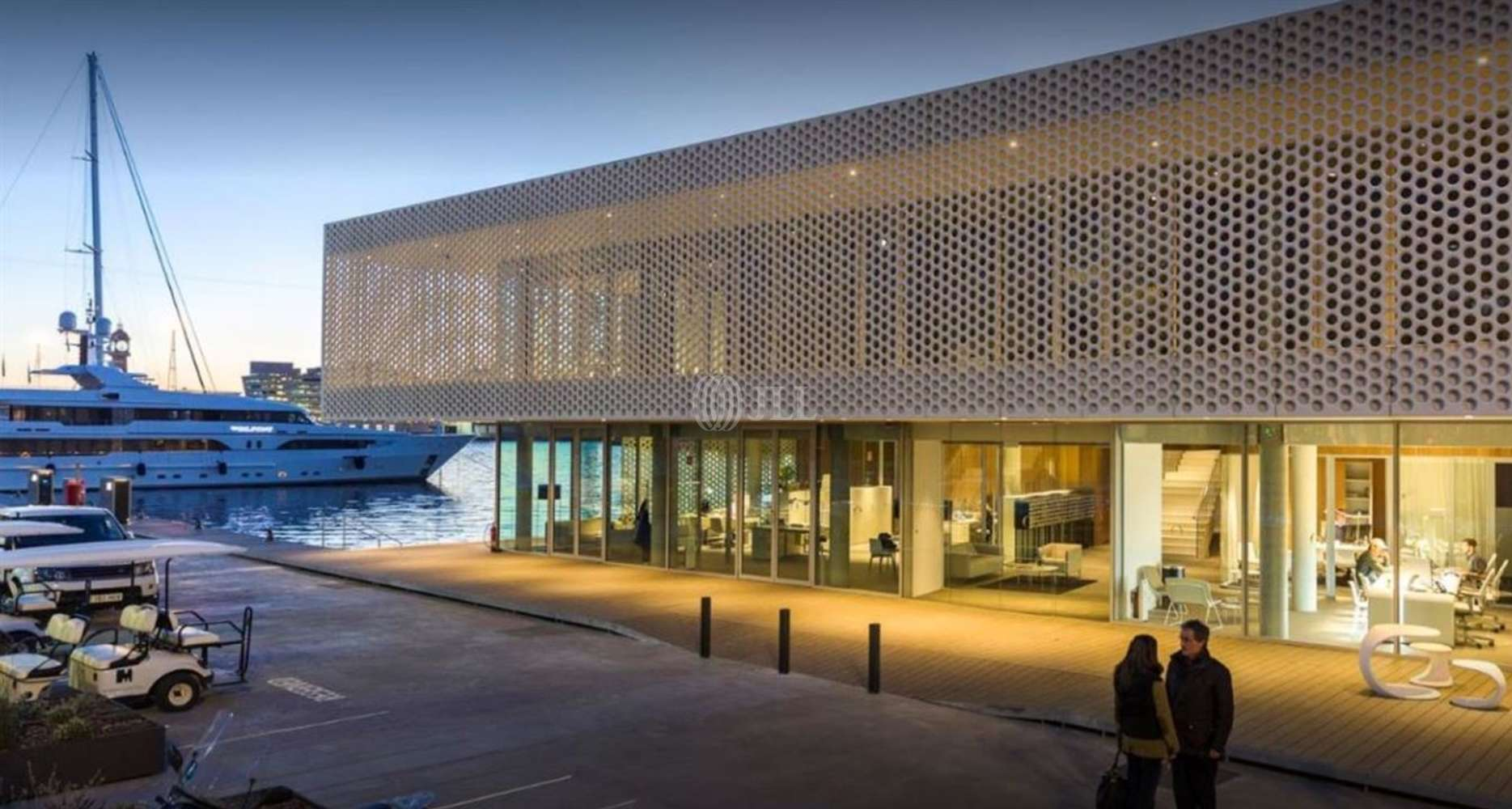 Oficina Barcelona, 08039 - Coworking - MARINA PORT VELL - 17520