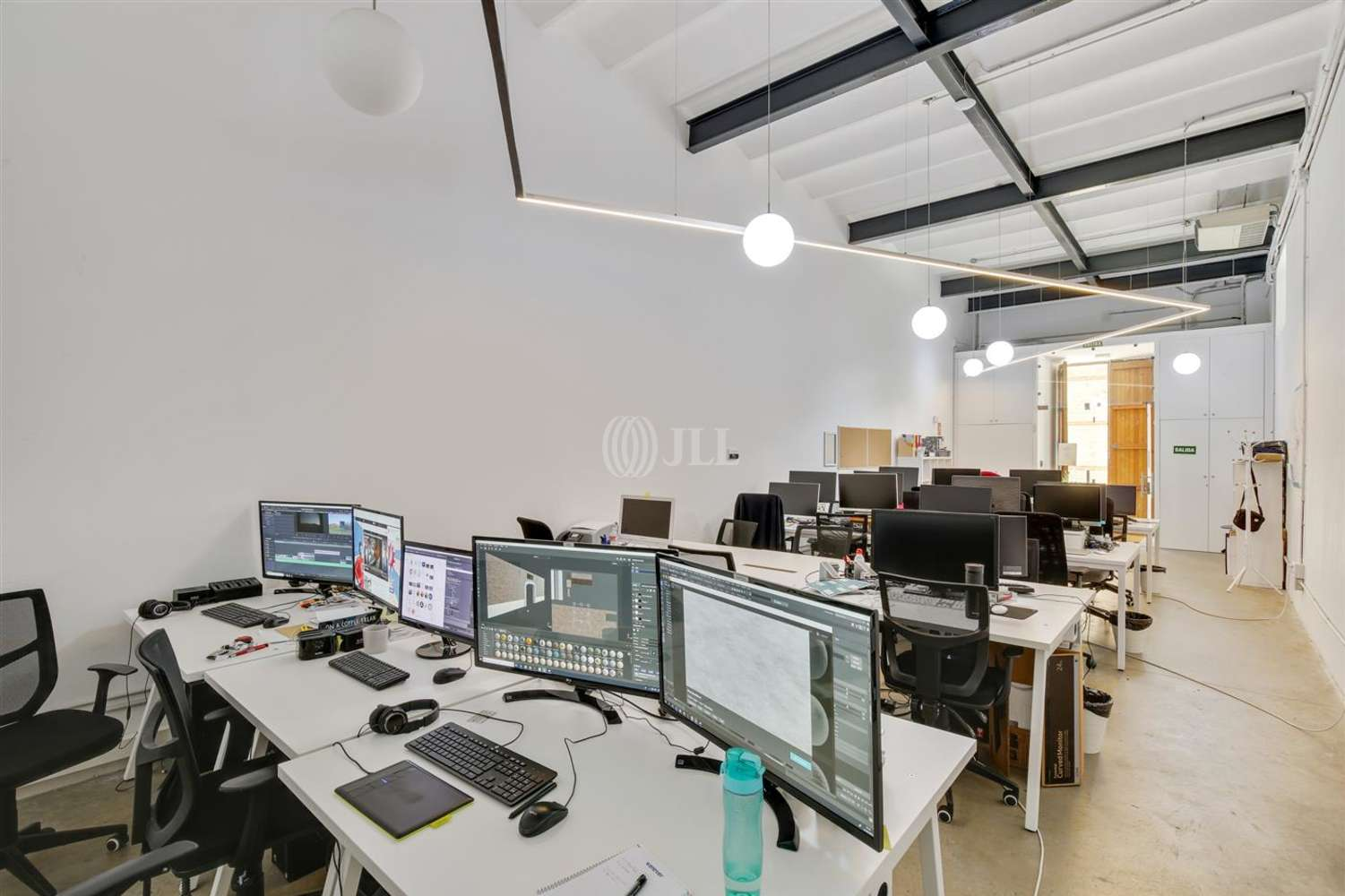 Oficina Madrid, 28014 - Coworking - TAPICES - 17817