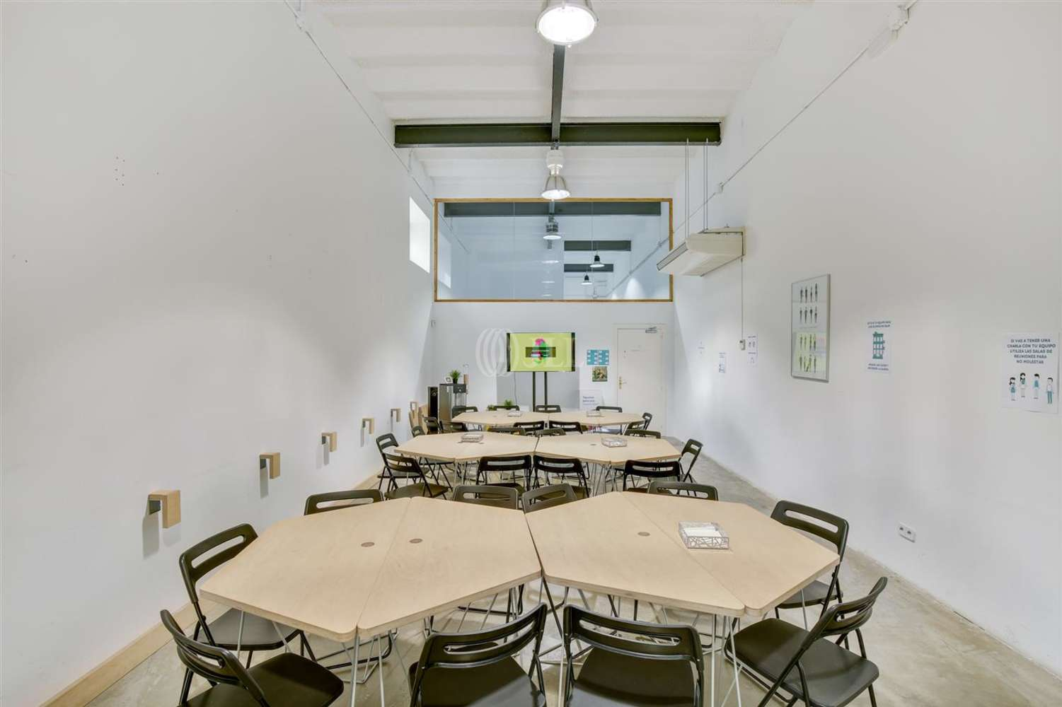 Oficina Madrid, 28014 - Coworking - TAPICES - 17827