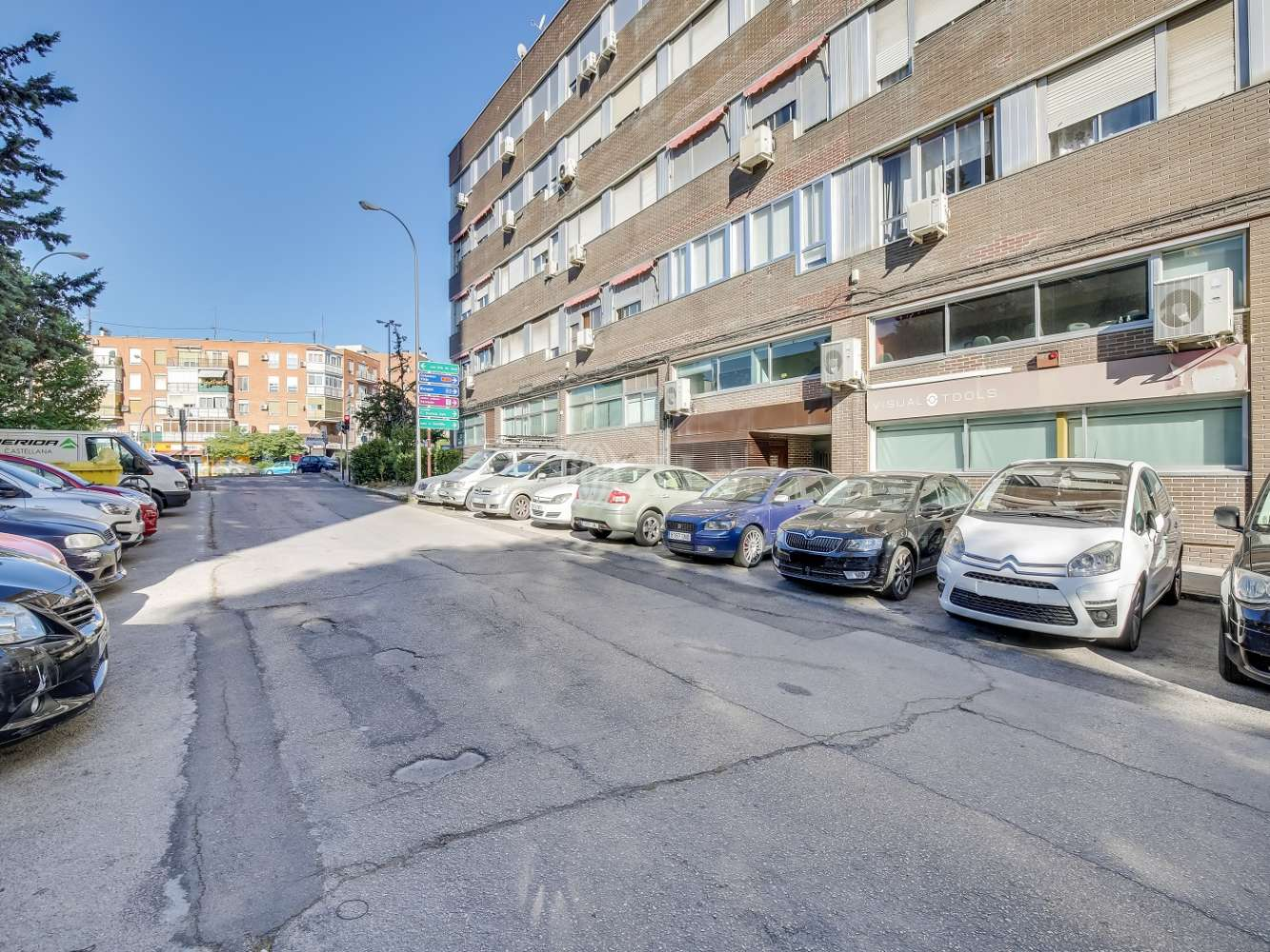 Oficina Madrid, 28034 - ISLA GRACIOSA 1 - 18063