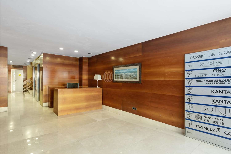 Oficina Barcelona, 08007 - Coworking - GRACIA - 18216
