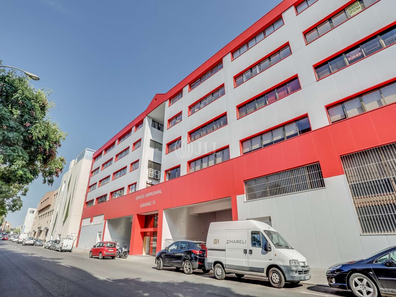 Oficina Madrid, 28037 - ALBASANZ 75 - 18461