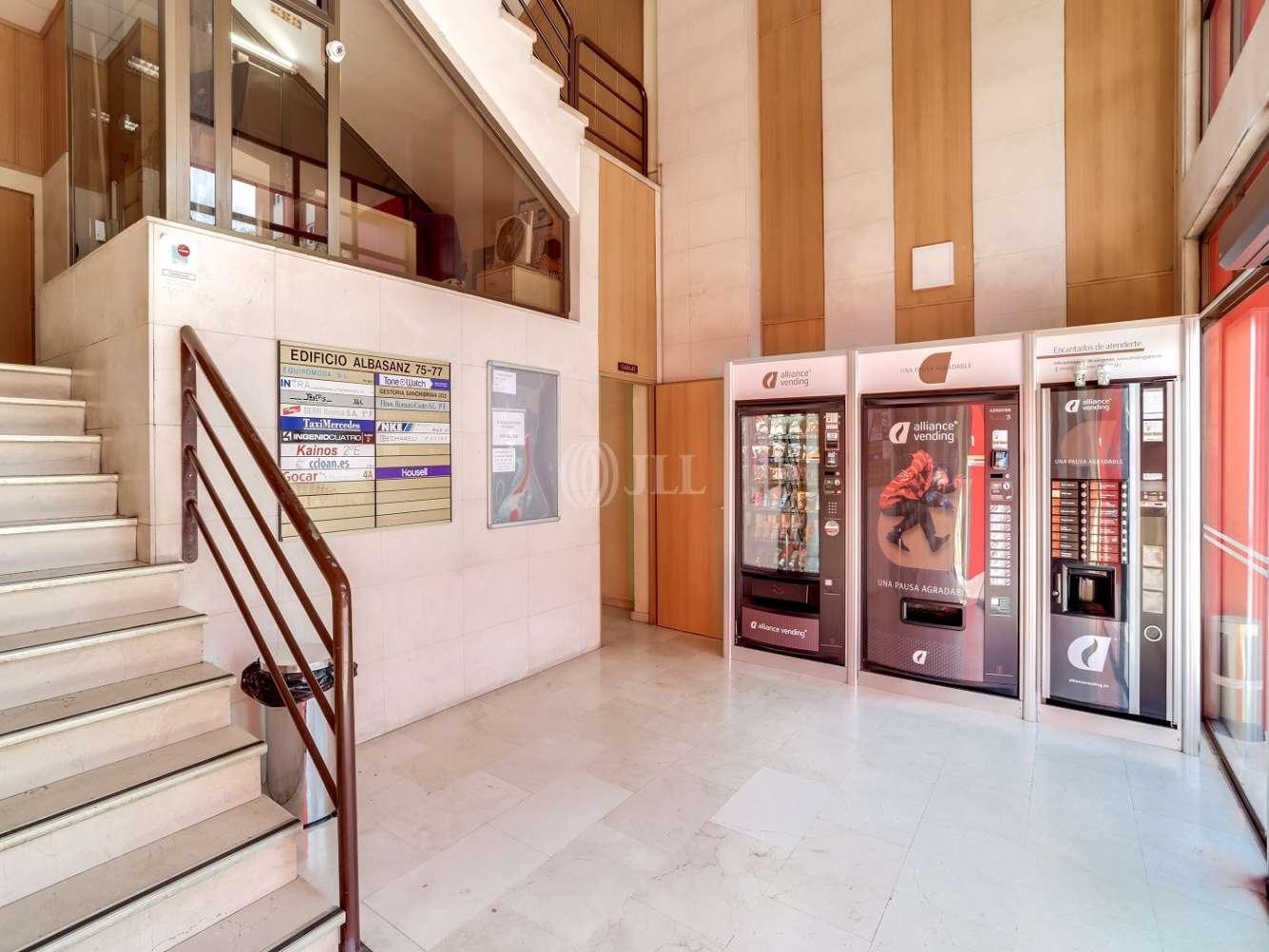 Oficina Madrid, 28037 - ALBASANZ 75 - 18467