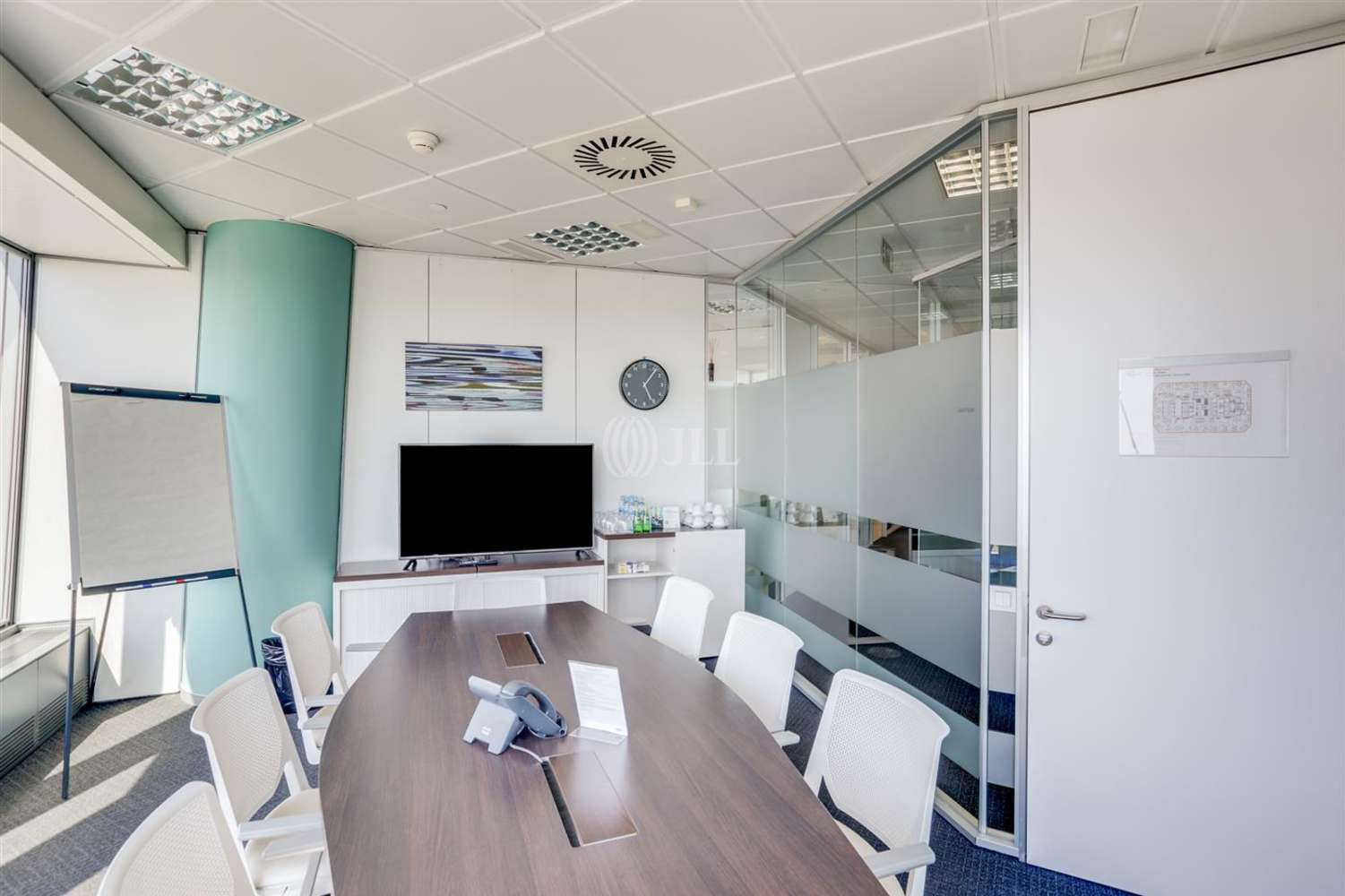 Oficina Madrid, 28046 - Coworking - Torre Cristal - 18624