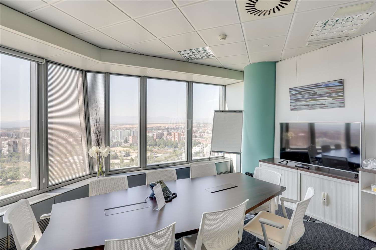 Oficina Madrid, 28046 - Coworking - Torre Cristal - 18625
