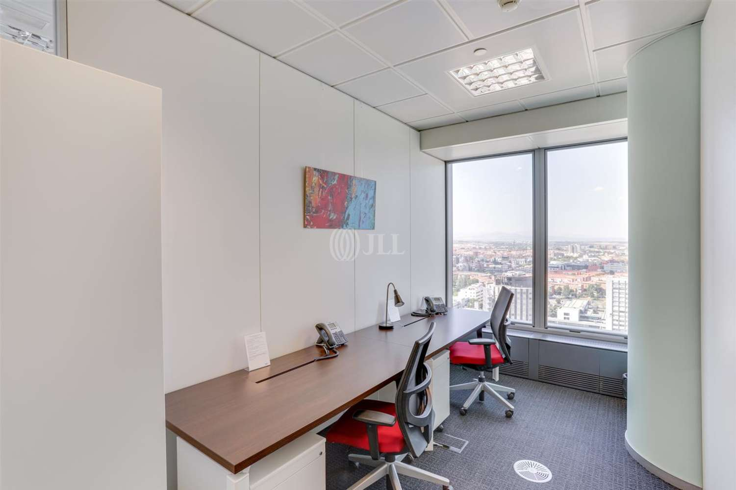 Oficina Madrid, 28046 - Coworking - Torre Cristal - 18626