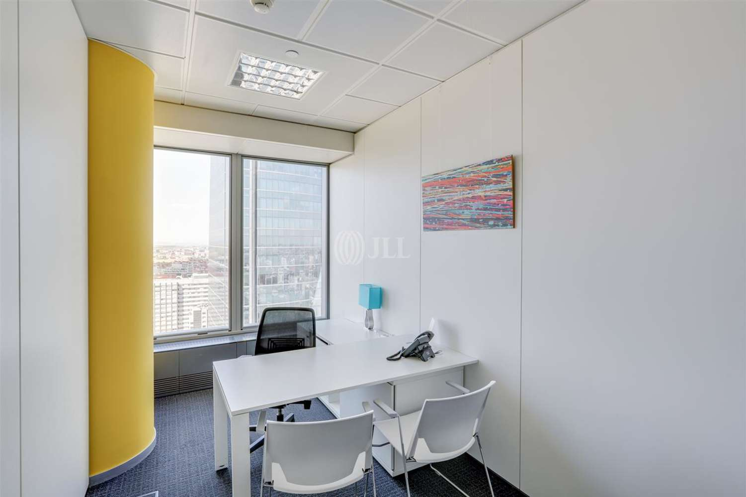 Oficina Madrid, 28046 - Coworking - Torre Cristal - 18627