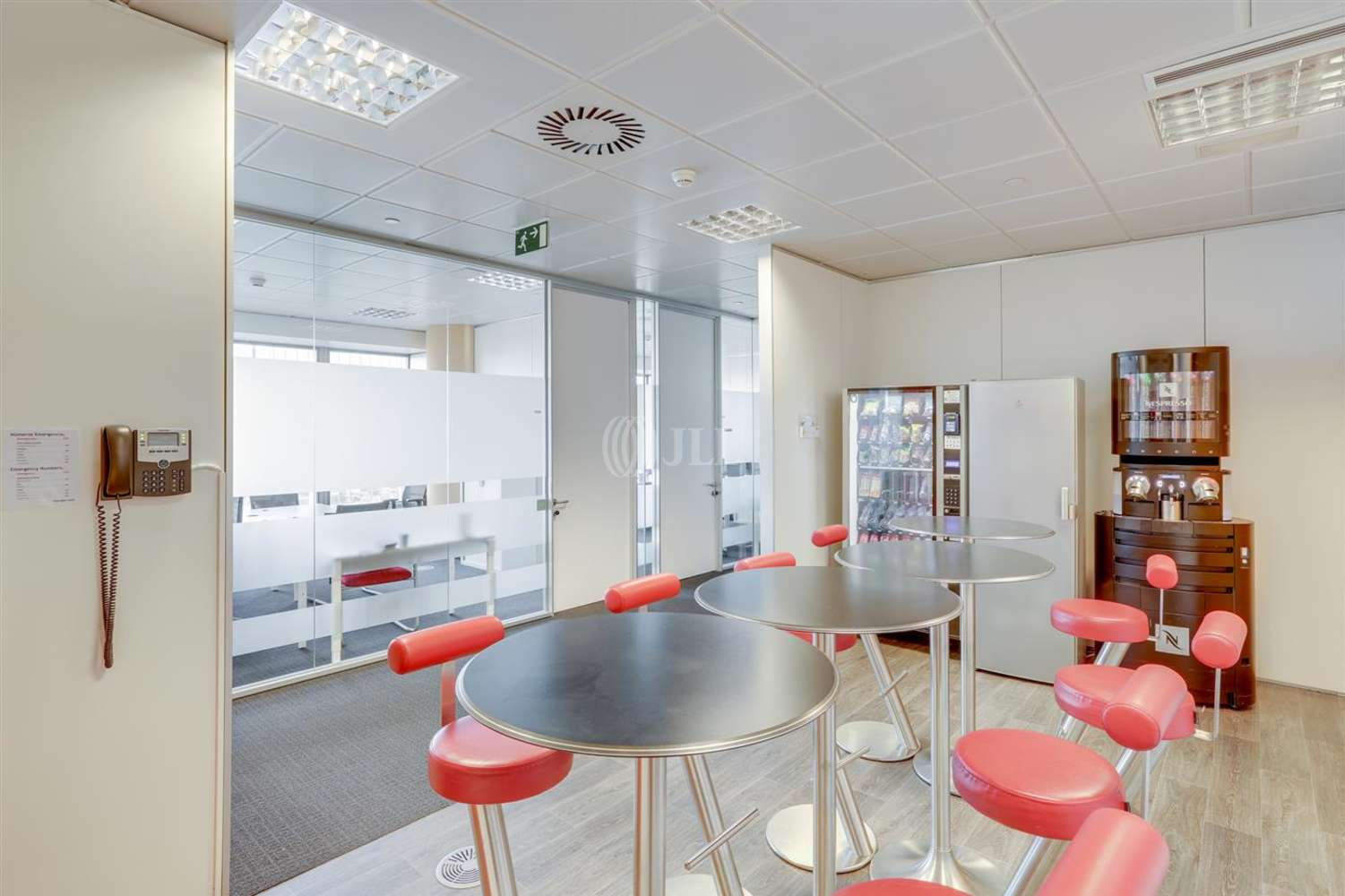 Oficina Madrid, 28046 - Coworking - Torre Cristal - 18628
