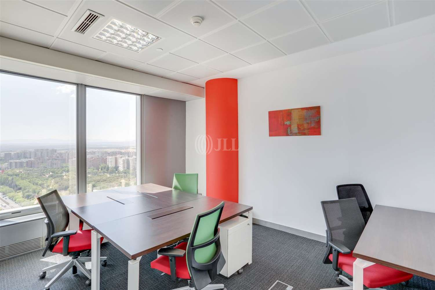Oficina Madrid, 28046 - Coworking - Torre Cristal - 18631