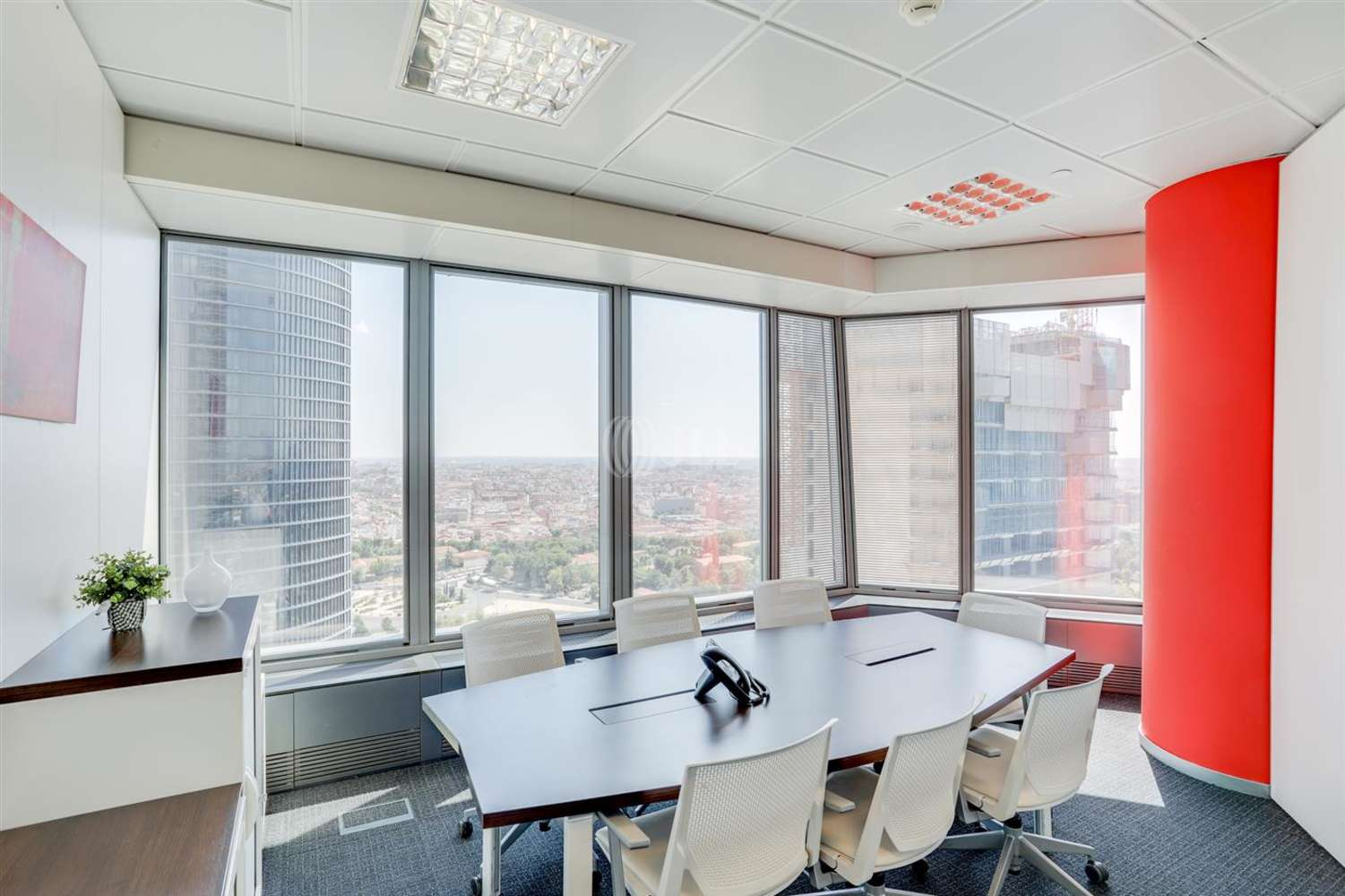 Oficina Madrid, 28046 - Coworking - Torre Cristal - 18632