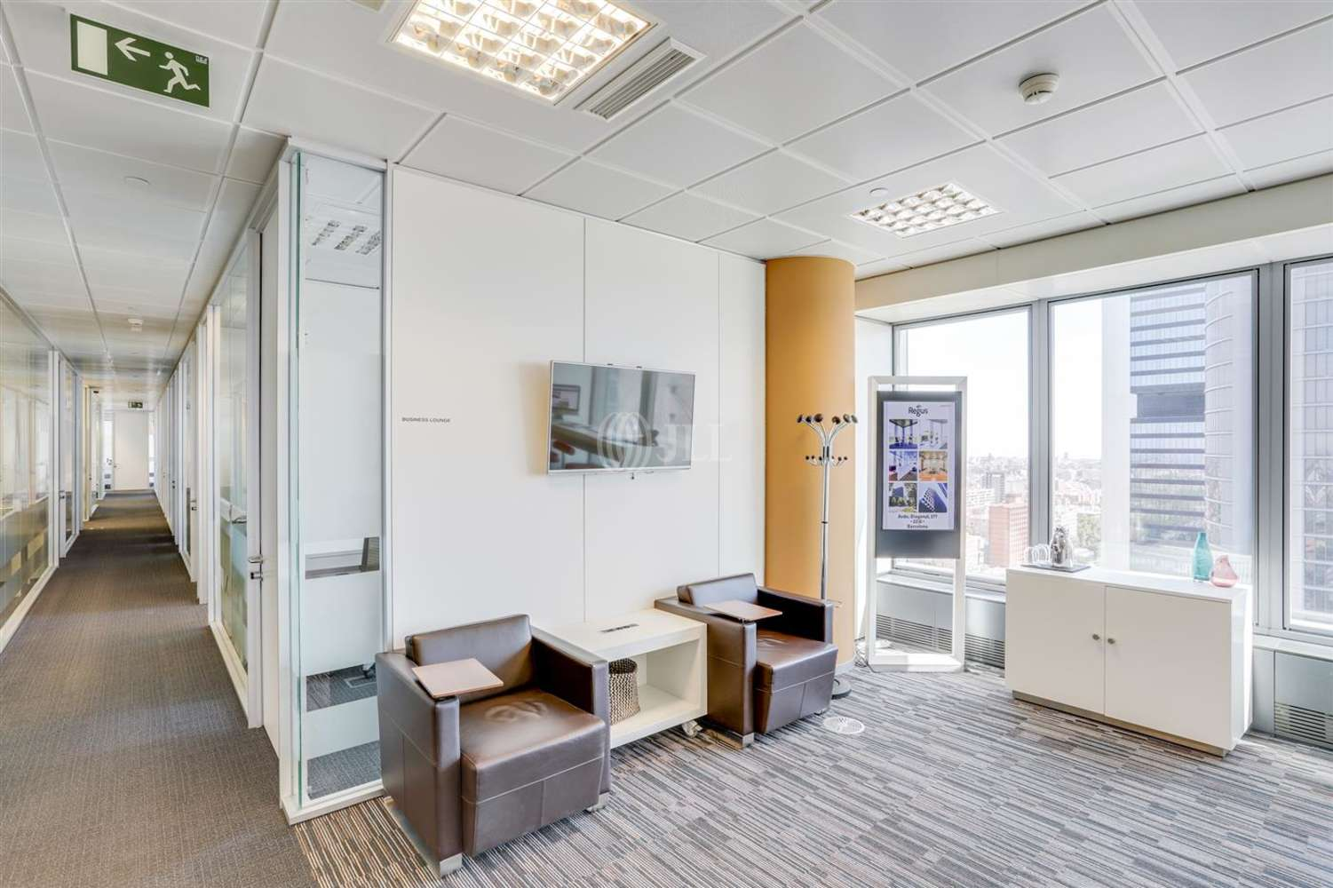 Oficina Madrid, 28046 - Coworking - Torre Cristal - 18634