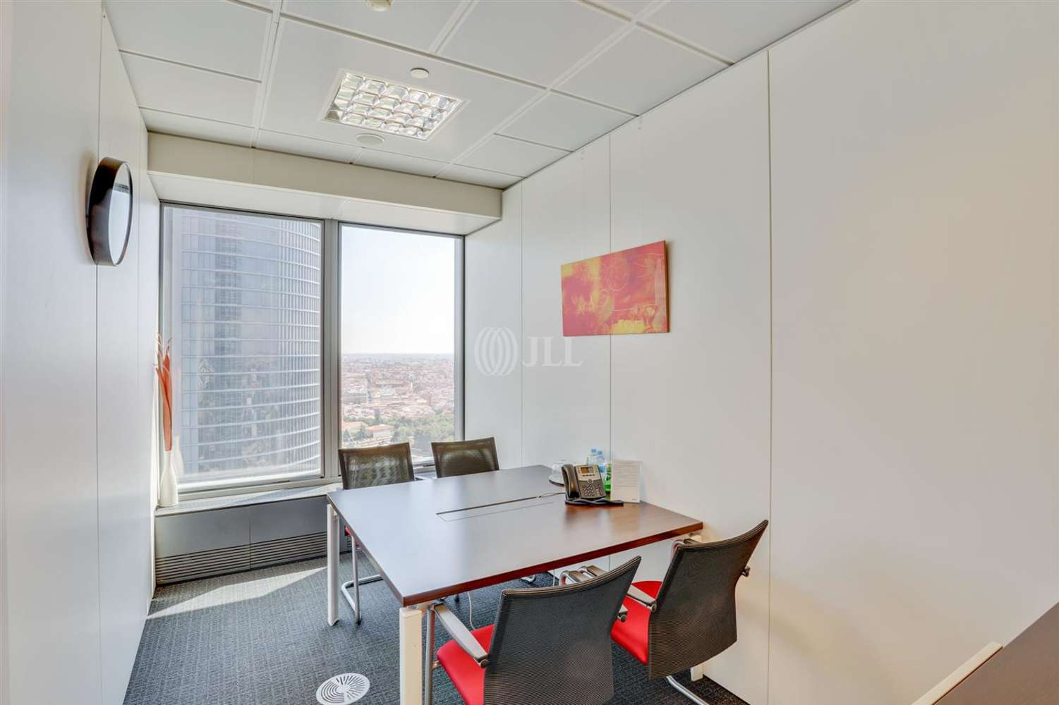 Oficina Madrid, 28046 - Coworking - Torre Cristal - 18635