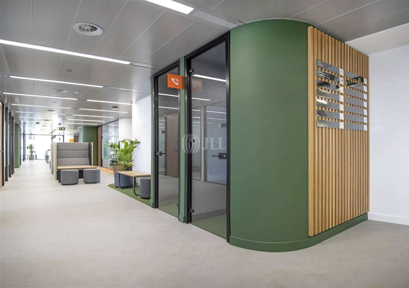 Oficina Madrid, 28046 - Coworking - Torre Europa First - 18845