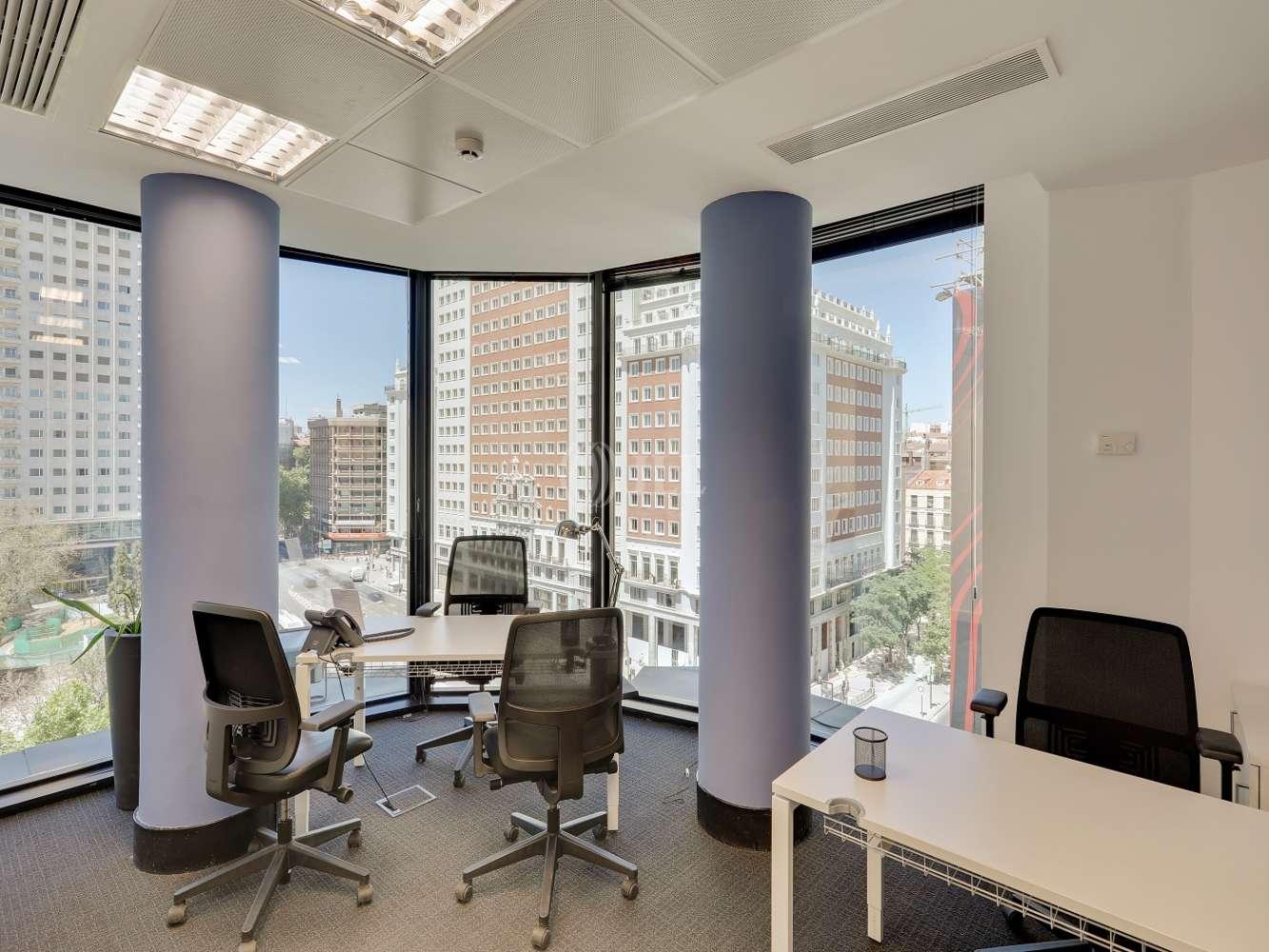 Oficina Madrid, 28013 - Coworking - Leganitos - 18935