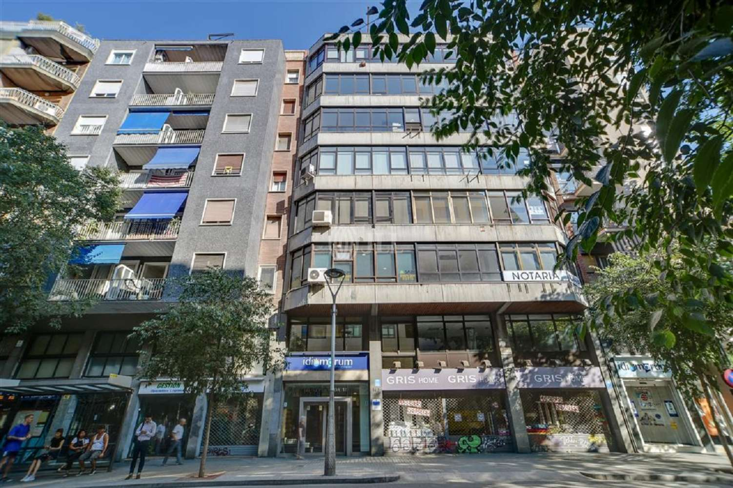 Oficina Barcelona, 08011 - SEPULVEDA 143 - 19061