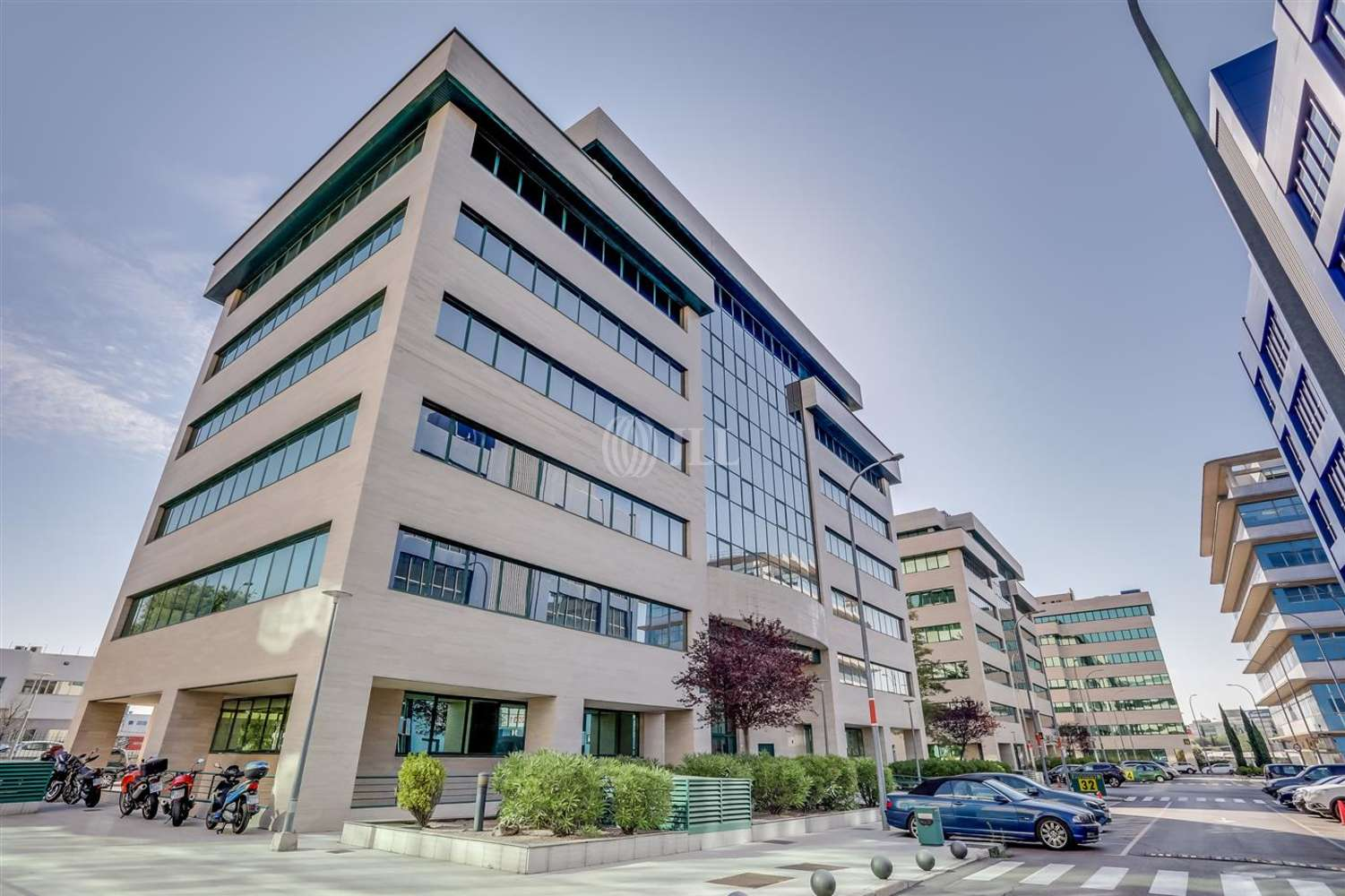 Oficina Madrid, 28042 - Eisenhower -  Edificio 2