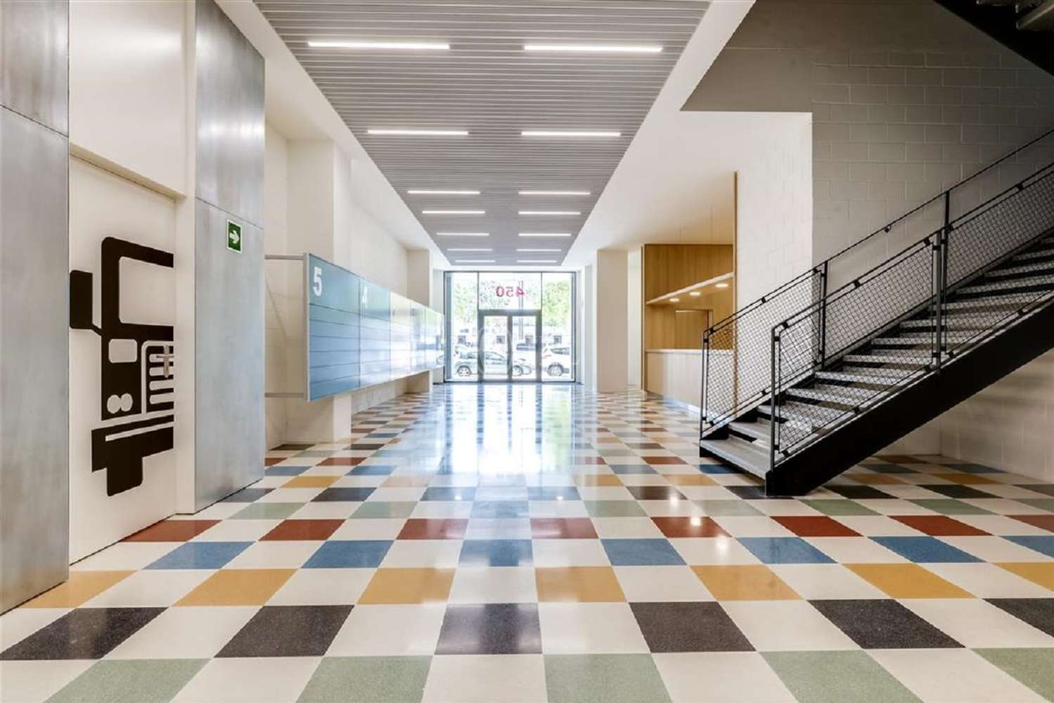 Oficina L'hospitalet de llobregat, 08907 - MARINA FACTORY - 19627