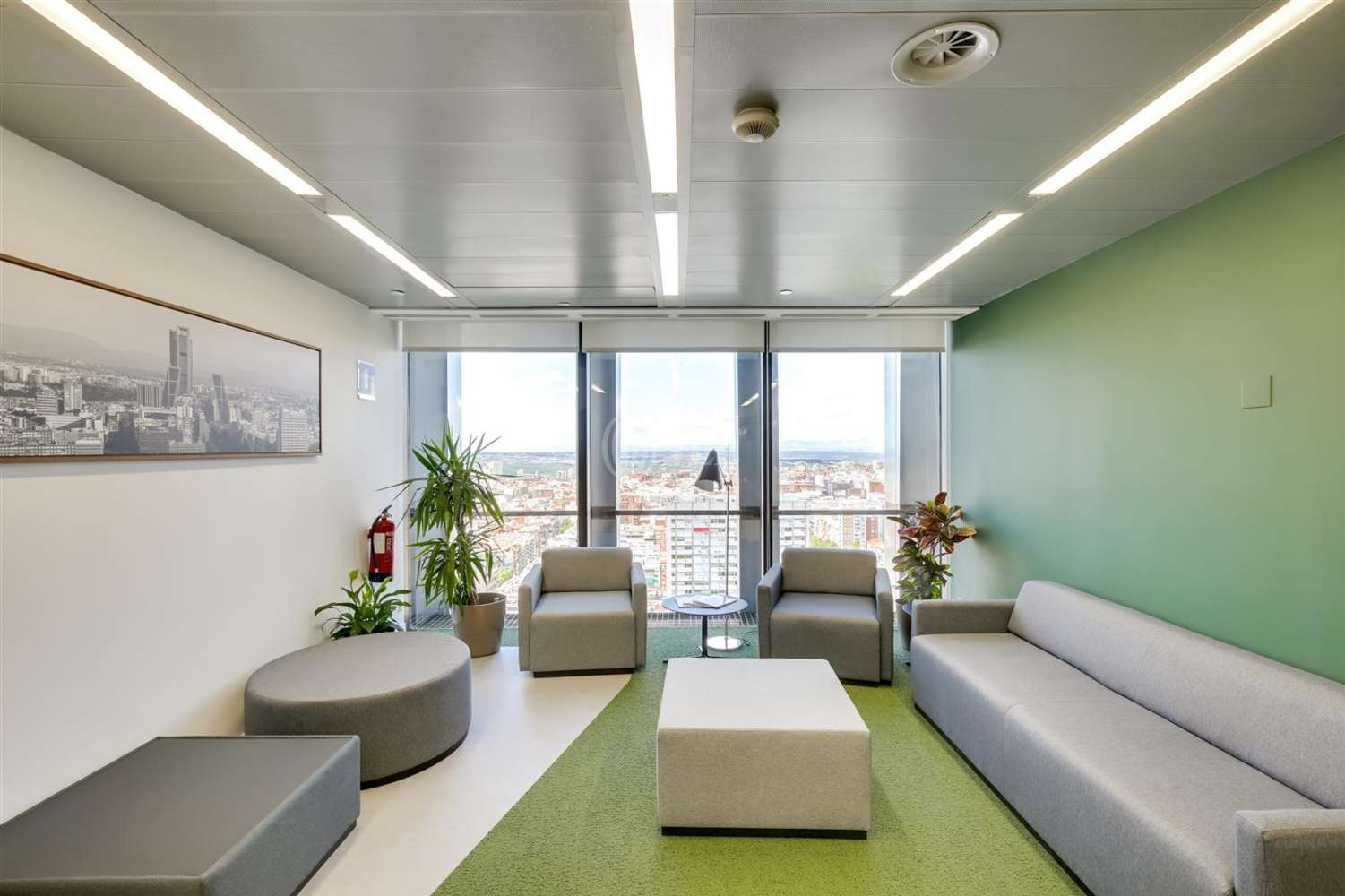 Oficina Madrid, 28046 - Coworking - Torre Europa First - 19947