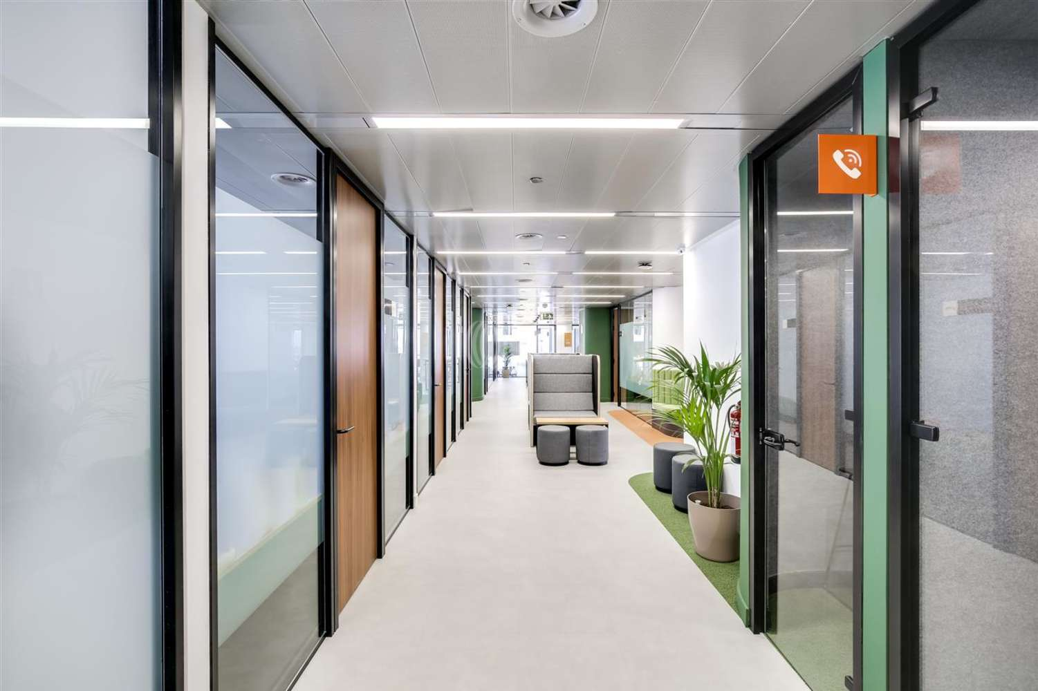 Oficina Madrid, 28046 - Coworking - Torre Europa First - 19949