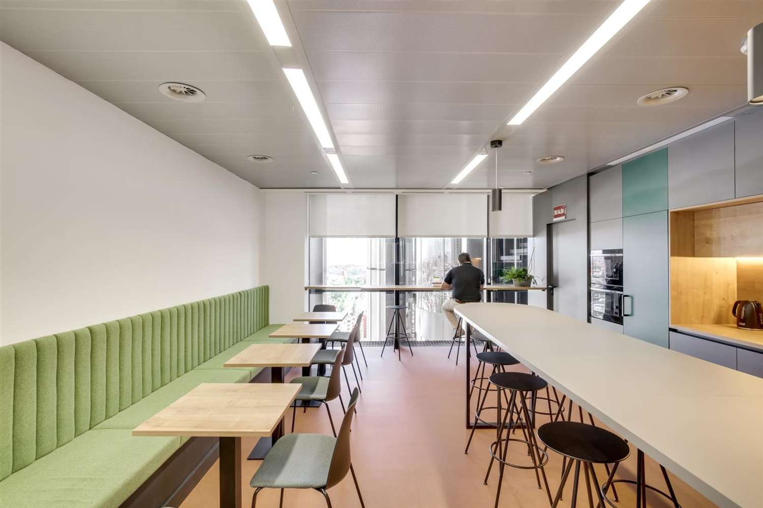 Oficina Madrid, 28046 - Coworking - Torre Europa First - 19950