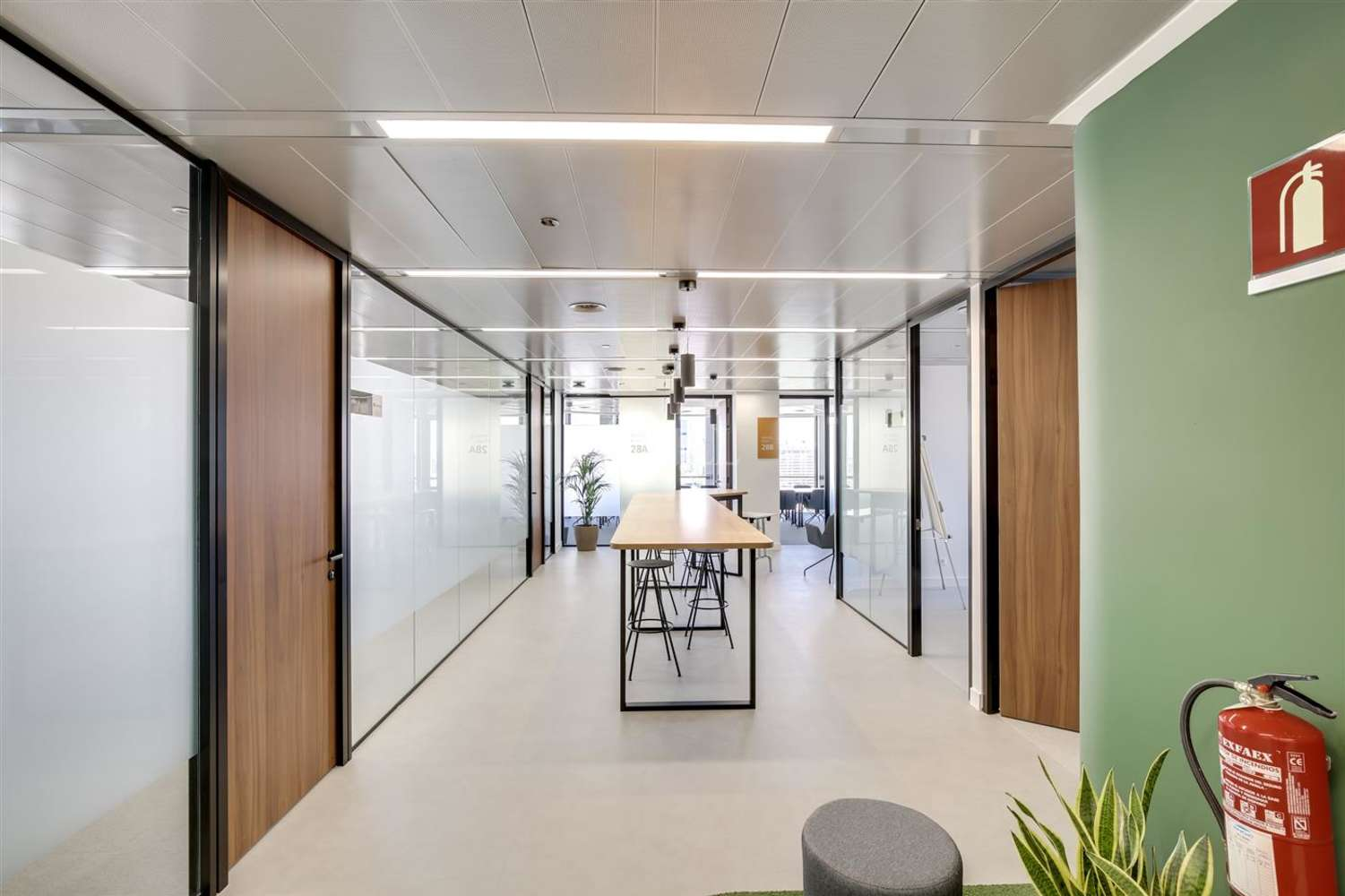 Oficina Madrid, 28046 - Coworking - Torre Europa First - 19951