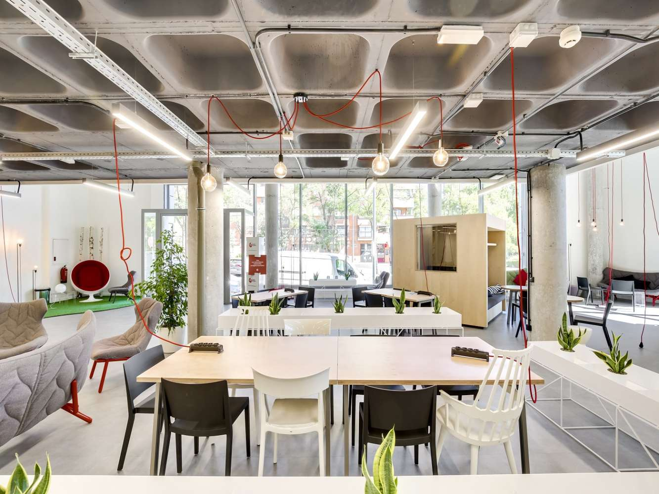 Oficina Madrid, 28045 - Coworking - Flex Tecnológico Mendez Alvaro - 20214