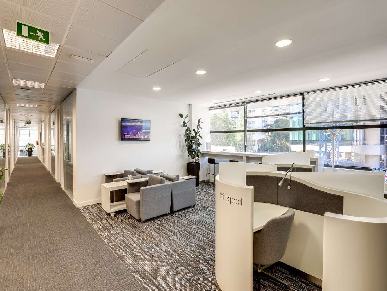 Oficina Madrid, 28027 - Coworking - Martinez Villergas  Edif. V - 20233