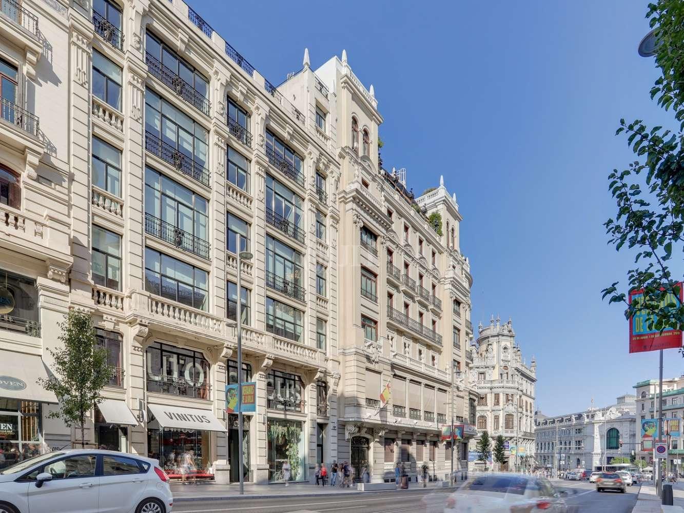 Oficina Madrid, 28013 - Coworking - Gran Vía - 20779