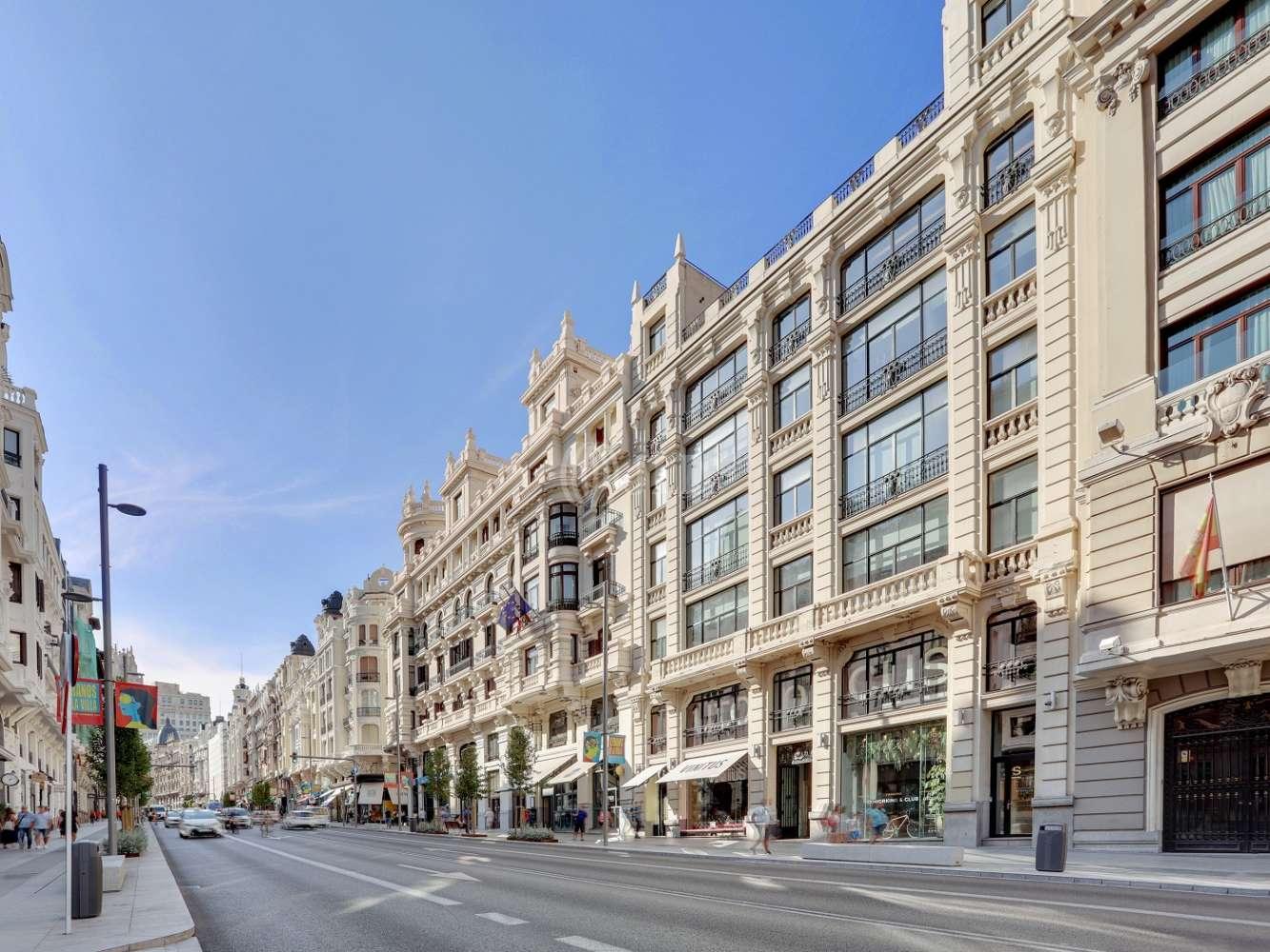 Oficina Madrid, 28013 - Coworking - Gran Vía - 20780