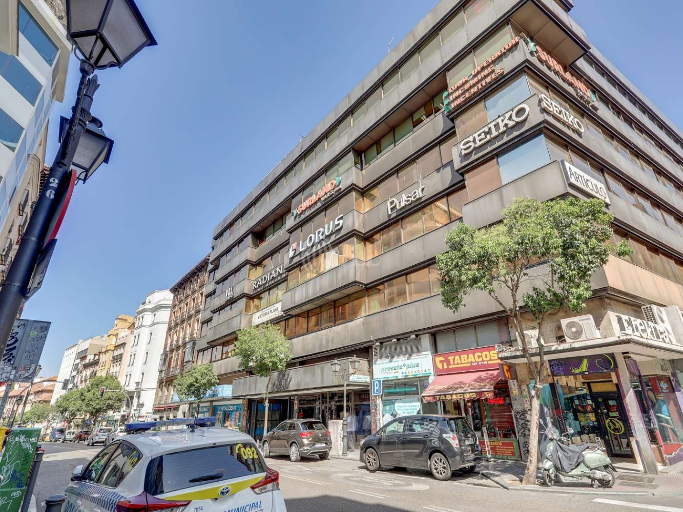 Oficina Madrid, 28015 - Coworking - Gran Via ***S - 20853