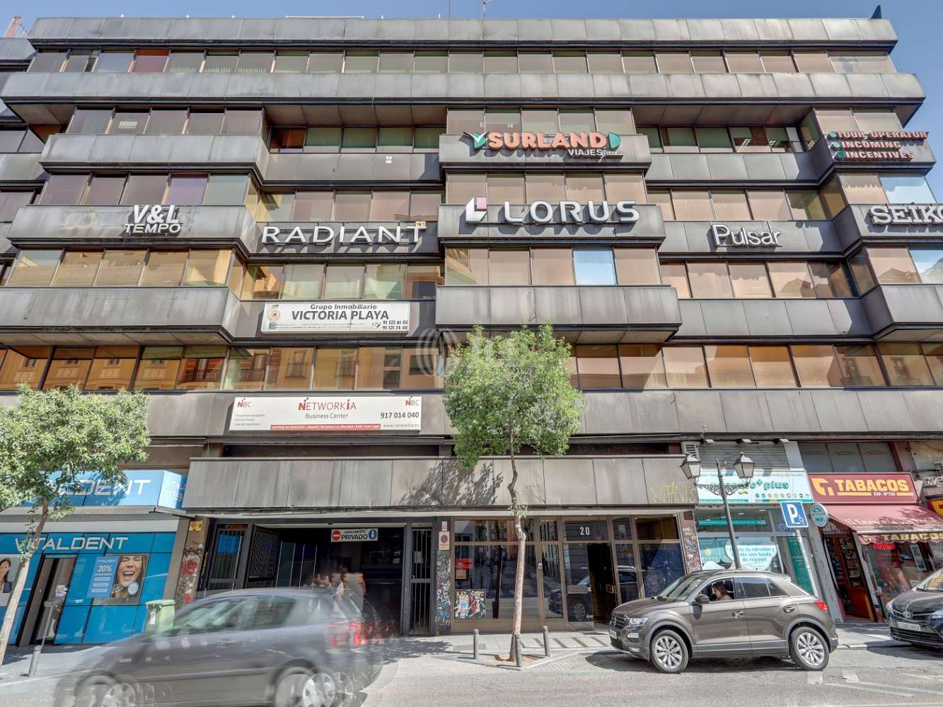 Oficina Madrid, 28015 - Coworking - Gran Via ***S - 20857