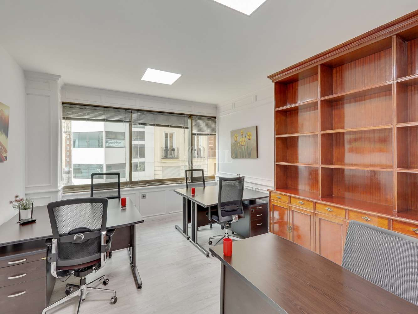 Oficina Madrid, 28015 - Coworking - Gran Via ***S - 20862