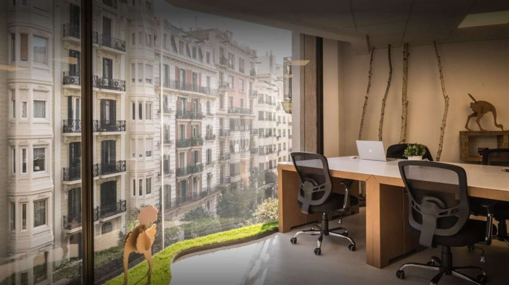 Oficina Barcelona, 08021 - Coworking - BARCELONA - 22112