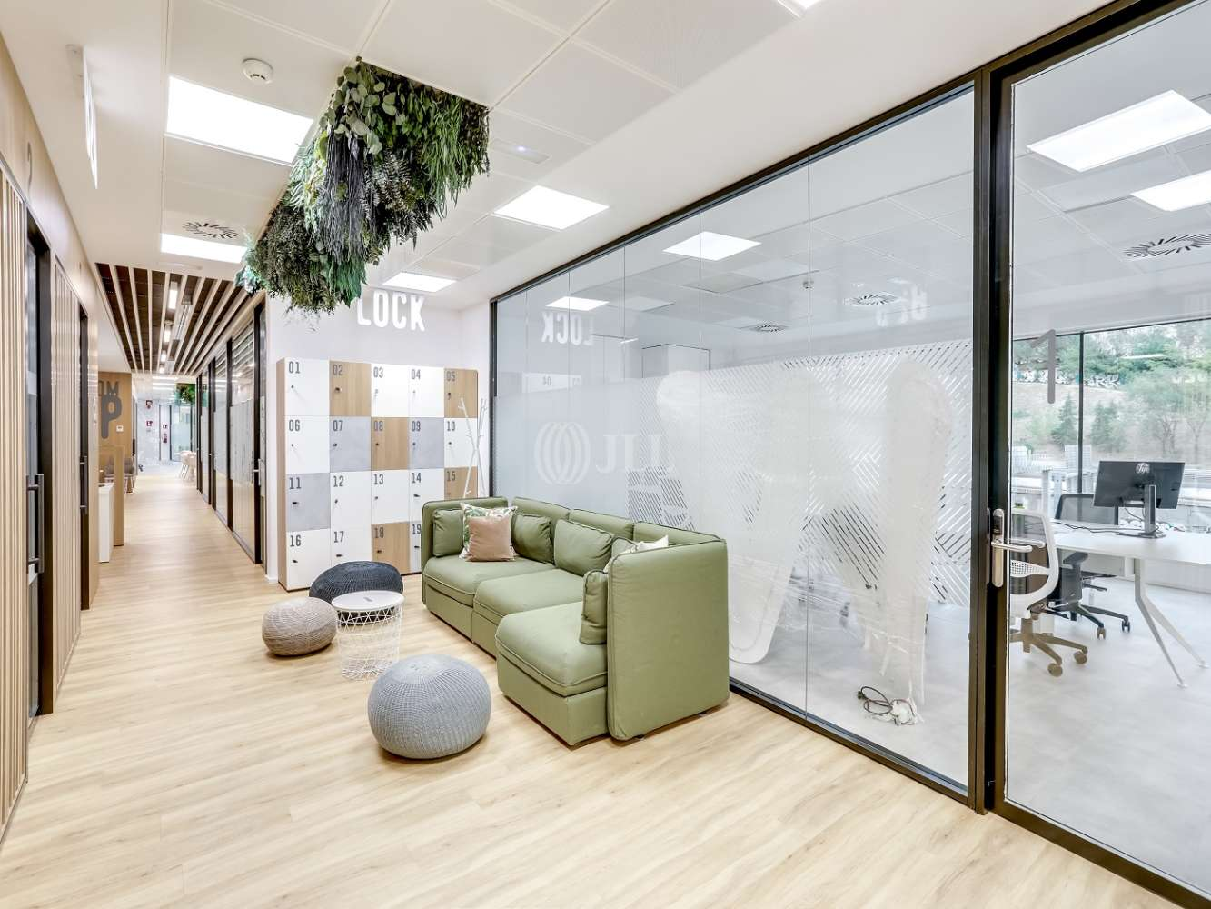 Oficina Madrid, 28016 - Coworking - EUCALIPTO - 22245