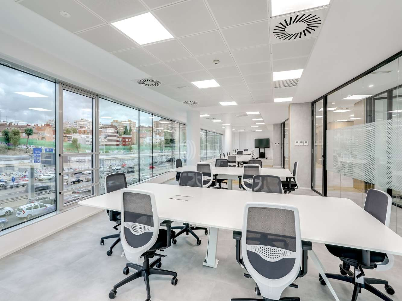 Oficina Madrid, 28016 - Coworking - EUCALIPTO - 22256