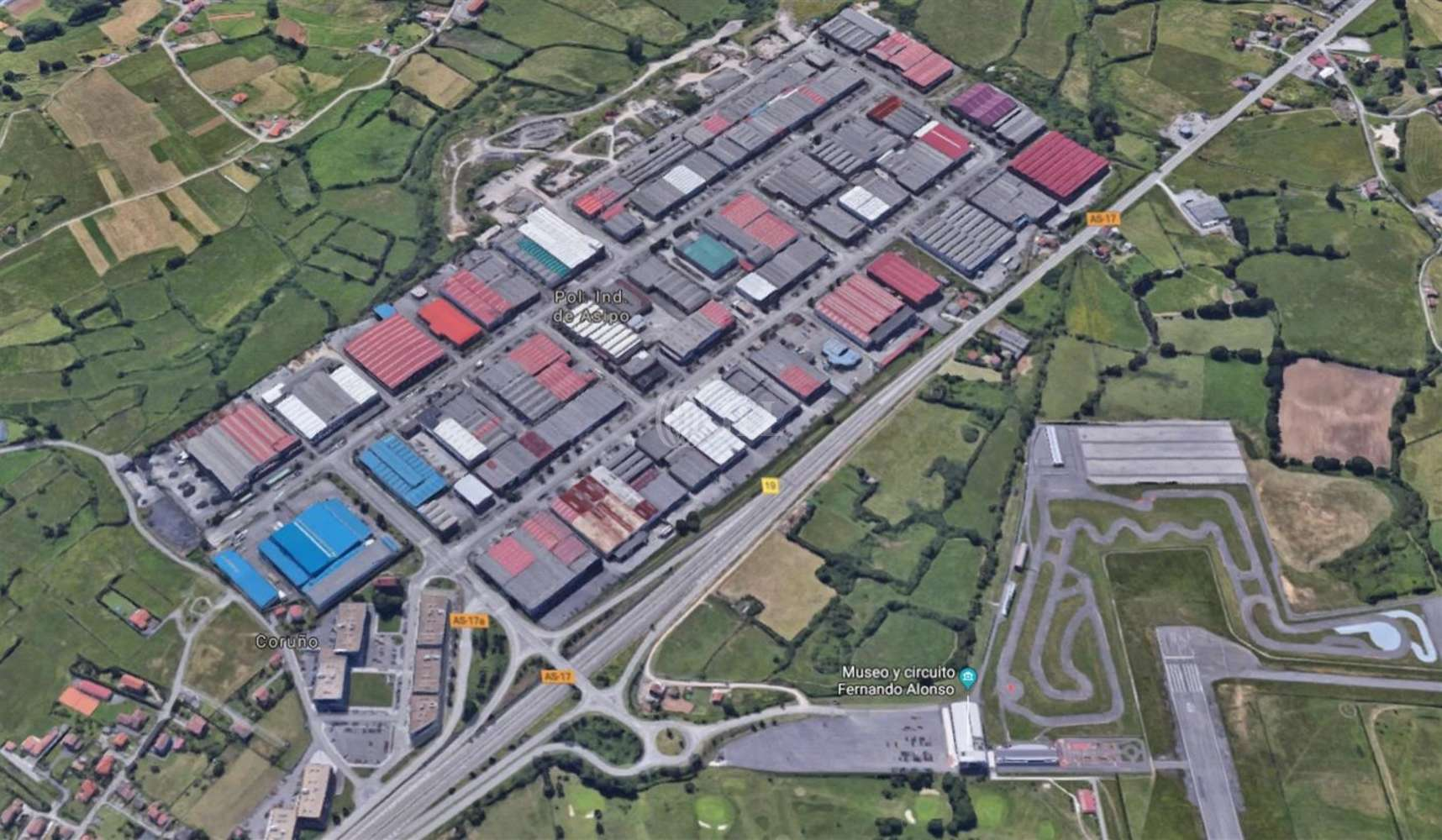 Naves industriales y logísticas Llanera, 33428 - Nave Industrial - B0505 Pol. Ind. ASIPO - LLANERA (Asturias) - 22432