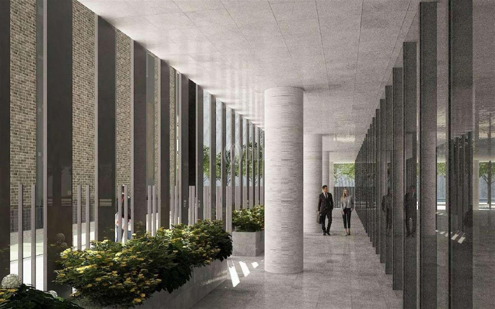 Oficina Barcelona, 08005 - Edificio