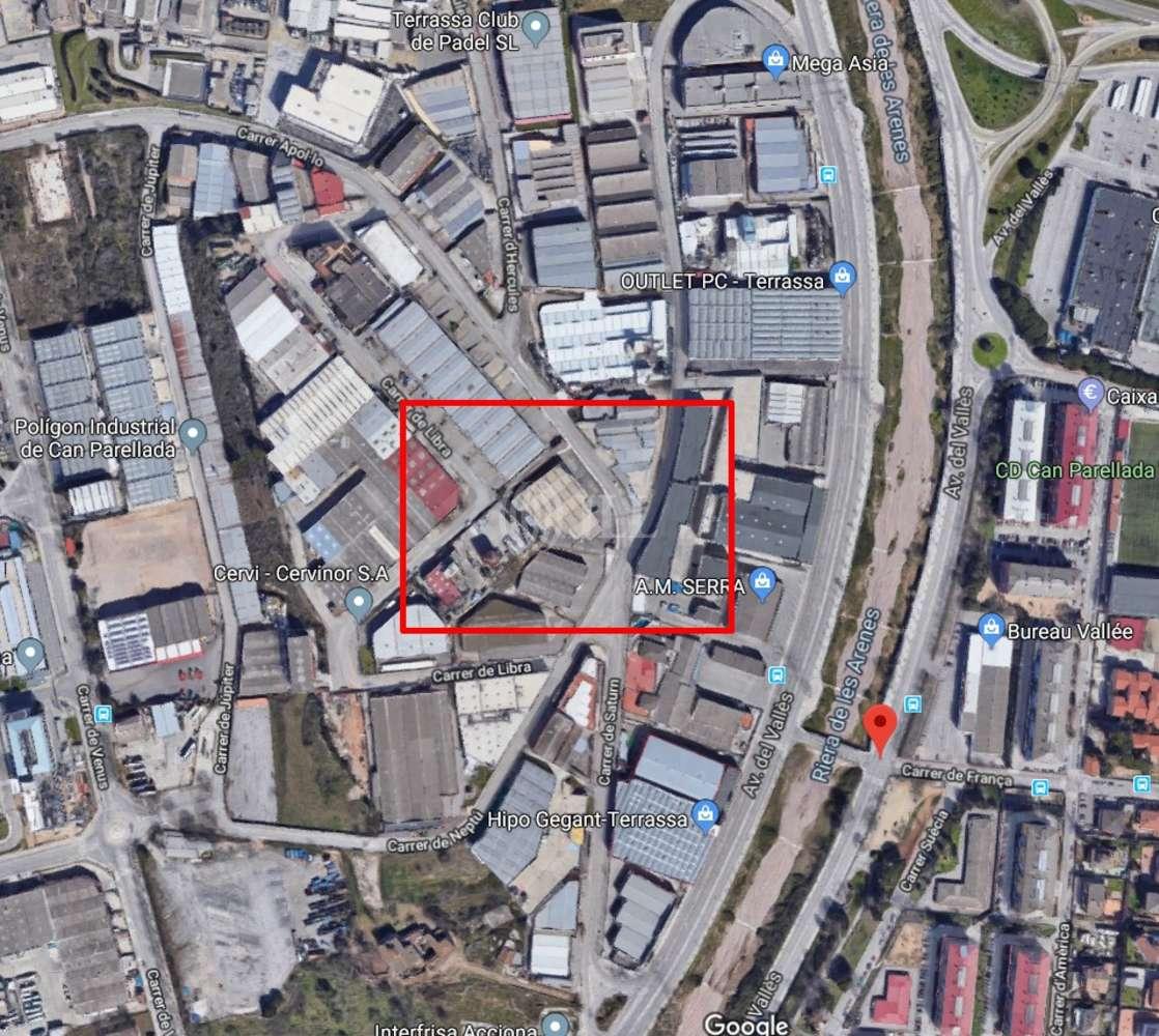 Naves industriales y logísticas Terrassa, 08100 - Nave Industrial - B0508 NAVE EN VENTA TERRASA CAN PERELLADA
