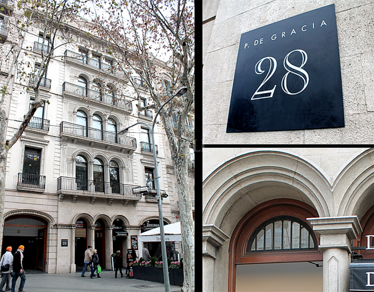 Oficina Barcelona, 08007 - GRACIA 28 - 23237