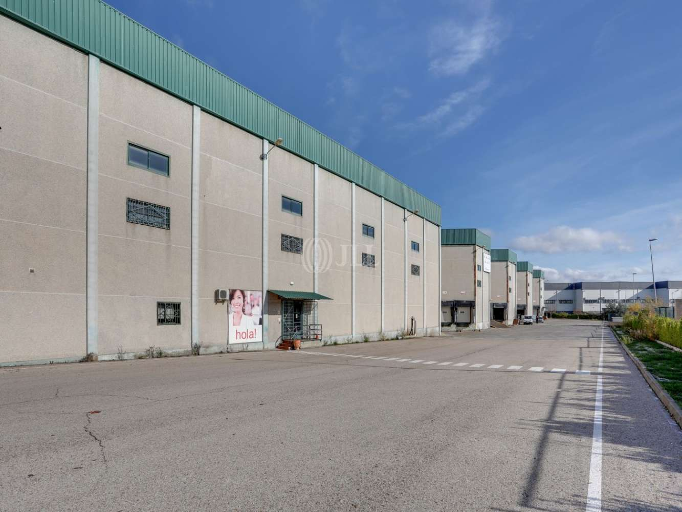 Naves industriales y logísticas Valdemoro, 28343 - Nave Logistica - M0343 P.I LA POSTURA VALDEMORO - 23366
